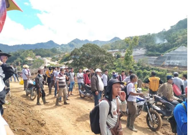 Rampas Tanah Warga Plta Kerinci Kembali Munculkan Permasalahan Explore News